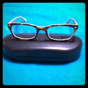 Ray Ban eyeglass frames - never used